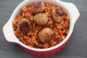 macaroni_met_kipballetjes