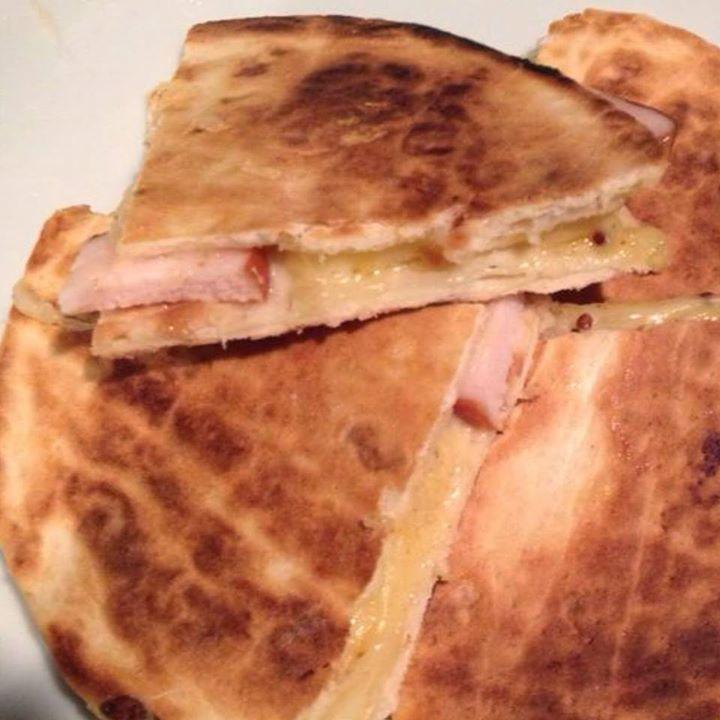 Tortilla Tosti