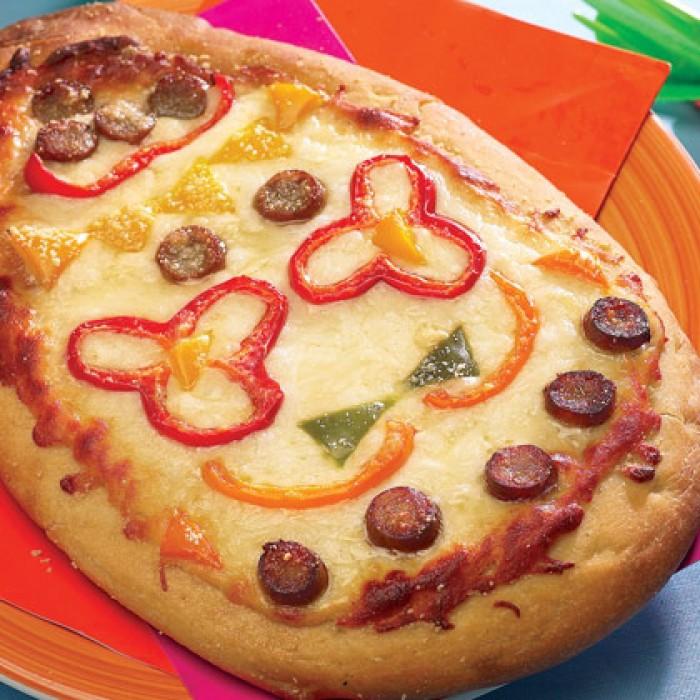 Ei pizza